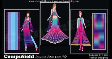 Compufield Fashion Designing Fashion Designing Tutorials Fashion Illustrations Coreldraw Photoshop Cad Fashion Designing Mumbai India
