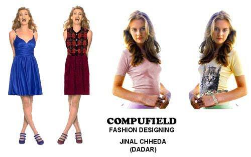 Diploma Certificate Courses In Computer Aided Fashion Designing India Mumbai