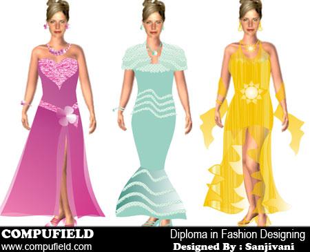 Compufield Fashion Design Schools Computer Training