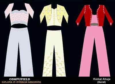 Fashion Designer Education Lifestyle Accessories Textiles Fashion Designing Classes Coreldraw Style Design Cad Fashion Design