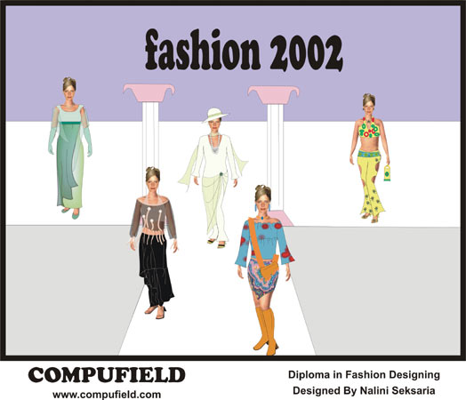 Fashion design schools computer training dressmaker Fashion designing schools