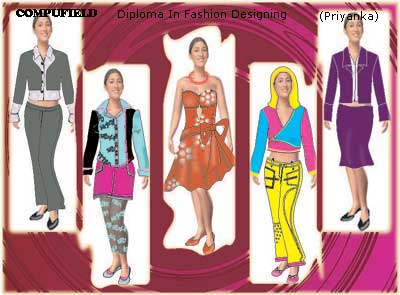 Computer Aided Fashion Design Designing CAD Fashion