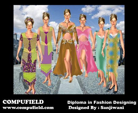 Compufield Leading Fashion And Design School Fashion Designing Garment Design Courses Coreldraw Photoshop Fashion Designers Kemps Corner Mumbai