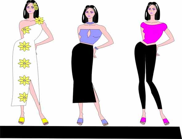 Crash Course In Fashion Design #10 Pattern Making Part 2 Fashion Designing Sample