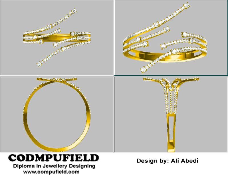 2d amp 3d jewellery designing online training courses
