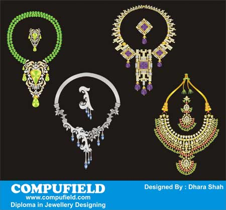Jewelry Design subjects in university