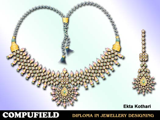 2d & 3d jewellery designing courses| online|training