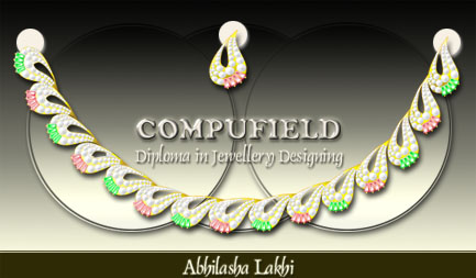 Jewellery Designing Sample