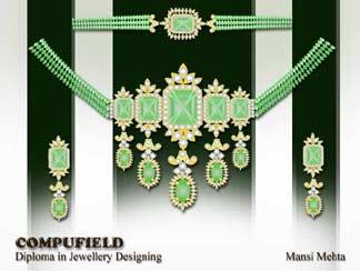 Online Classroom Designing Jewellery