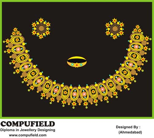 2d & 3d jewellery designing courses| online|training| jewelery