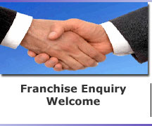 Franchise Enquiry Welcome