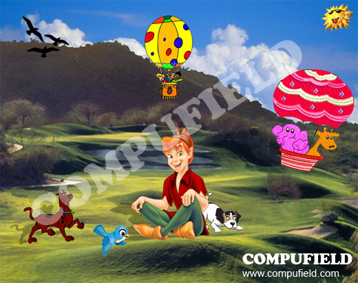 facinating, short long term creative computer courses in drawing, painting, flash animation for children
