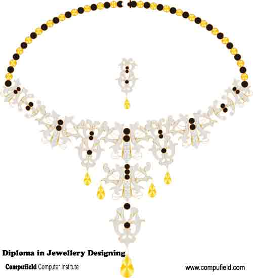 Jewellery Designing Sample