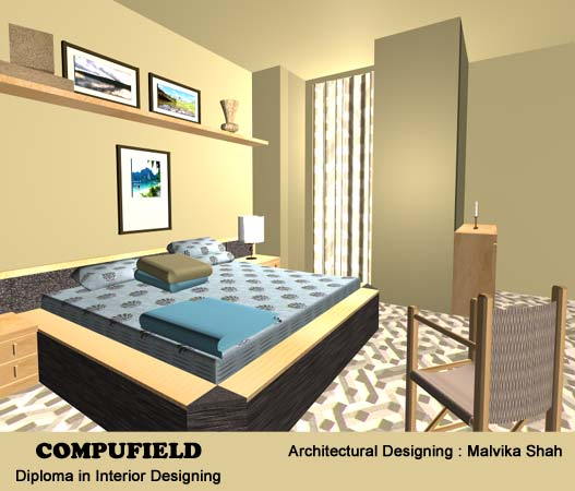 Diploma Course In Interior Design And Decoration On Computer Using Software Autodesk Photoshop Cad